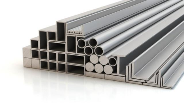 Wide range of profiles, raw and anodized.