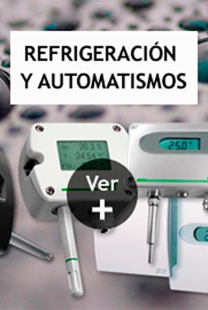 Refrigeracion y Automatismos