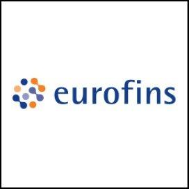 Working with Eurofins as our independent third party laboratorium partner