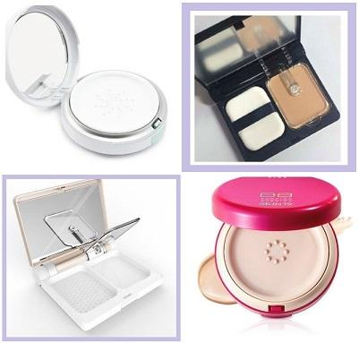 """Portable Liquid-Based Products from Home ~ ROMEO Compact Have Fun ! The ideal """"Mix & Match"""" Ampoule Serum + Powder/Foundation Compact"""