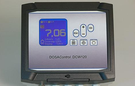 Measurement and control equipment DOSAControl