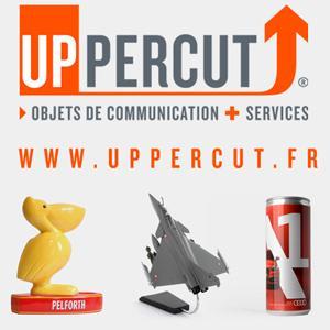 Uppercut, objets de communication + services