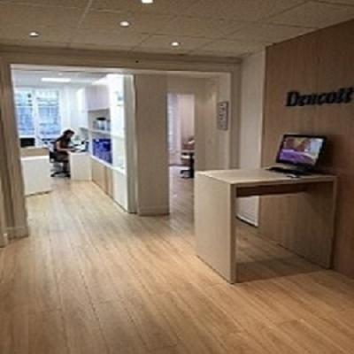 Dencott-Customer-reception