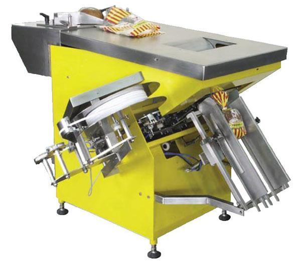 Bread packing machine PM