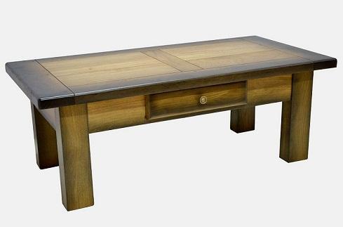 Table from oak