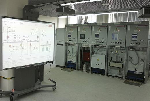 Enclosed 4 (10) kW distributor simulator