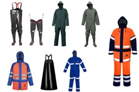 Wetterschutzbekleidung für verschiedene Branchen!
