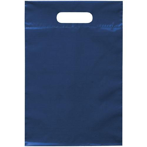 LDPE or HDPE Die cut bag / Full colour print as you want