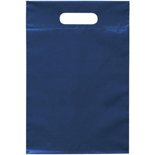 LDPE or HDPE Die cut bag / Full colour print as you want