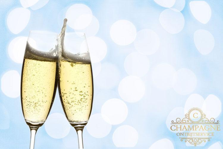 Champagne Ontbijtservice