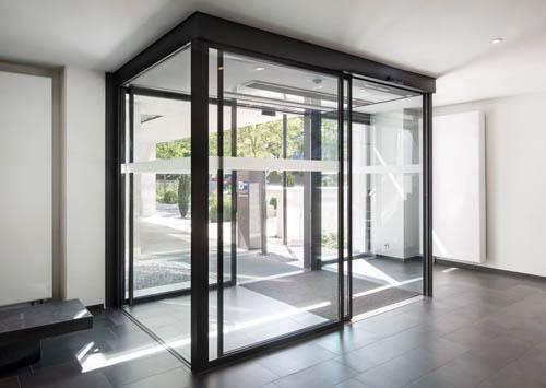 dormakaba ST FLEX SECURE automatic sliding door