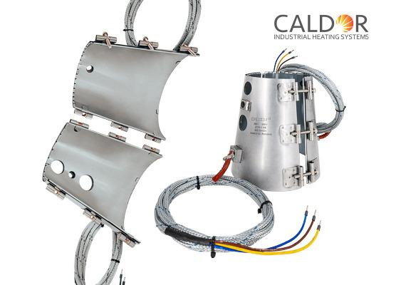 Mica Insulated Conic Band Heaters
