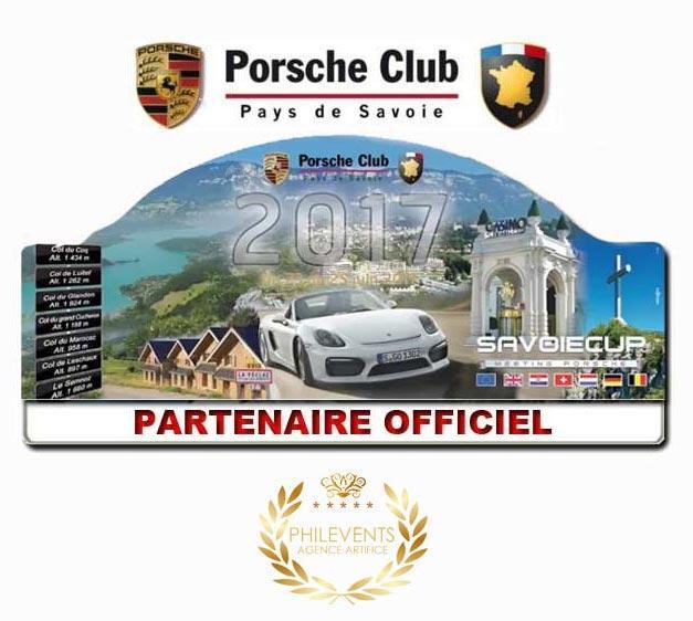 Savoie Cup Porsches
