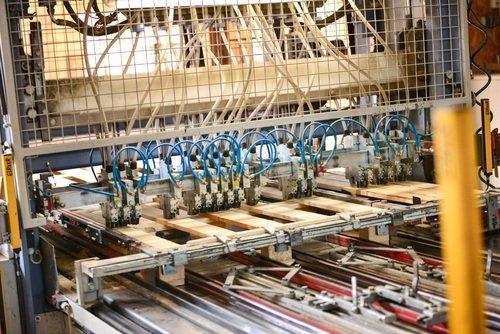 Produktionsanlage Delta