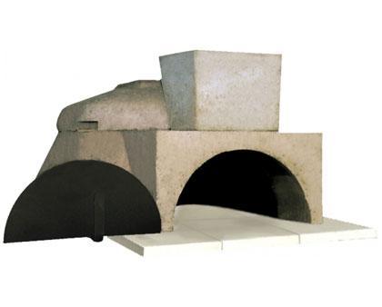 Four à bois, Pizzaiollo Resto