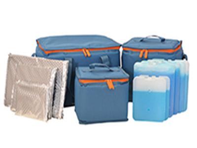 Idéale pour le transport de produits thermosensibles. Cette gamme de sacoches souples permet de maintenir les produits à la bonne température pendant 24h00.