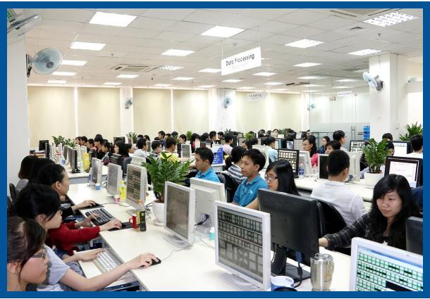 SOFTWARE DEVELOPMENT STAFFING and DATA PROCESSING BPO SERVICES