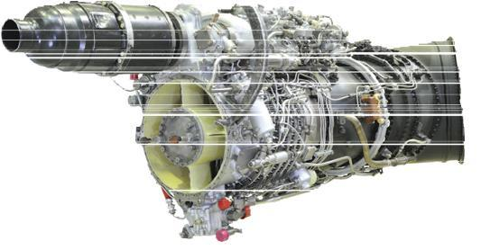 Series 4E engine for Mi-8MSB