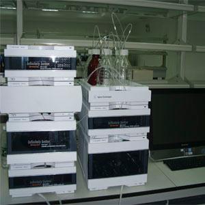 Germany Agilent 1290 high pressure liquid chromatography