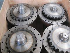XCMG spare part sprocket assembly