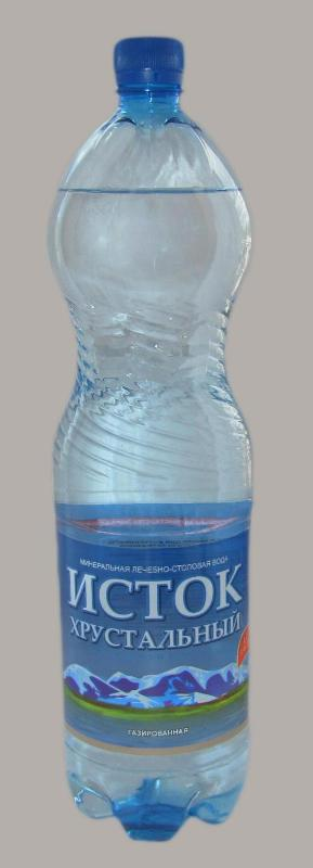 Extracted at a depth of 450 meters. Sodium-chloride: most favorable for people with hypoacidity (low intensive gastric juice). Best mineral water of Russia-2012, Best mineral water of Russia-2013.