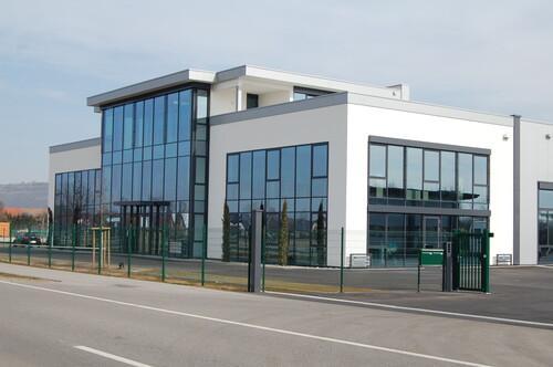 Firmengebäude Sauter Metall GmbH