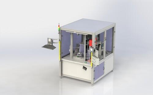 Sondermaschinen Montage- & Prüftechnik