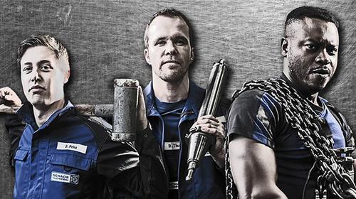 Arbeiten bei Schade: Wir suchen Dich !!!