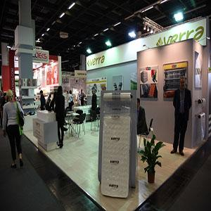 Verra Ltd. attended Interzum Cologne 2015 