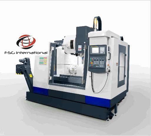 CNC Fanuc Milling Machine