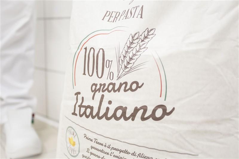 SEMOLA 100% ITALIANO