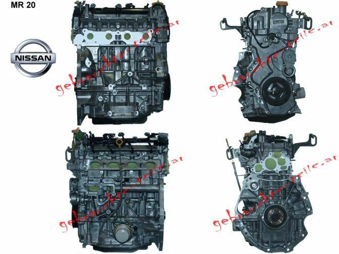 NEW engine Nissan Qashai X-Trail 2.0i - MR20