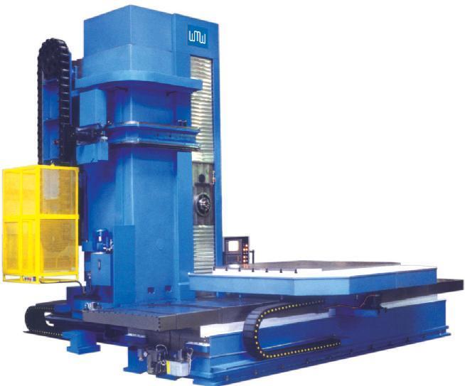CNC T-type horizontal boring mills