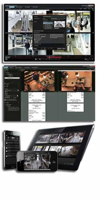 Vidéosurveillance pour Horeca et commerçants