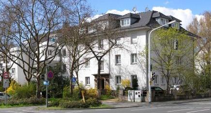 Firmensitz Darmstadt