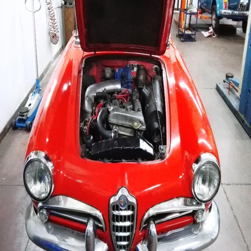 Sabbia Francesco Officina Riparazione Auto  RESTAURO AUTO