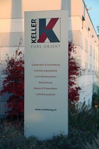 Willkommen bei W. KELLER AG