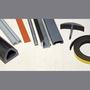 Rubber profiles, Fenders, Rubber and cellular strips
