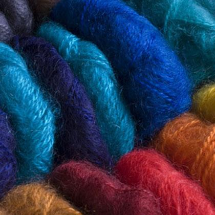 Hilos e hilados textiles