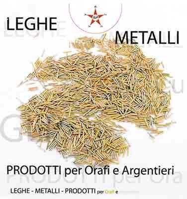 LEGHE E METALLI