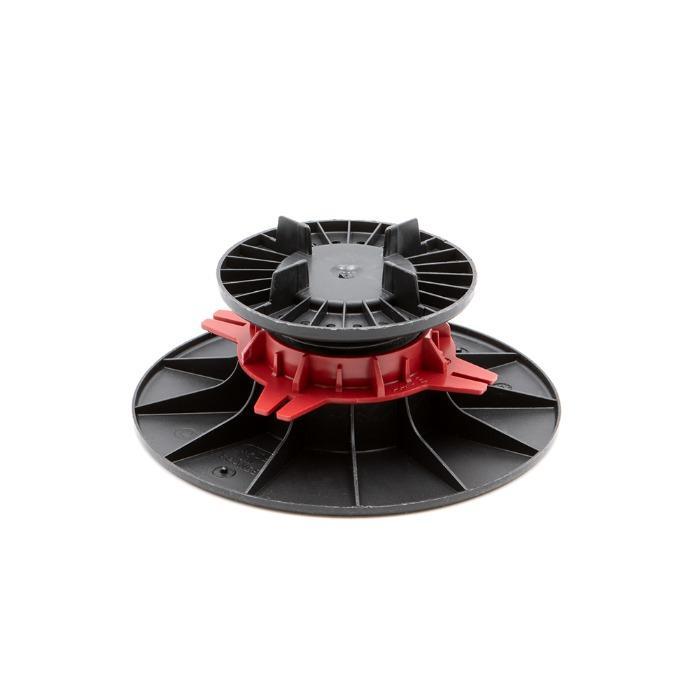 Adjustable pedestal 40/60 mm for paving