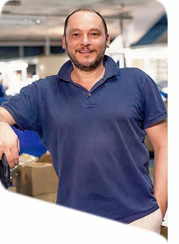 Birol Seckin, Geschäftsführer
