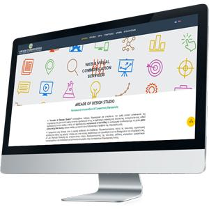 Αναλαμβάνουμε τον σχεδιασμό και την κατασκευή ιστοσελίδων για επαγγελματίες και επιχειρήσεις!