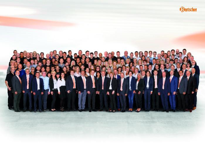 Bartscher GmbH - Mitarbeiter