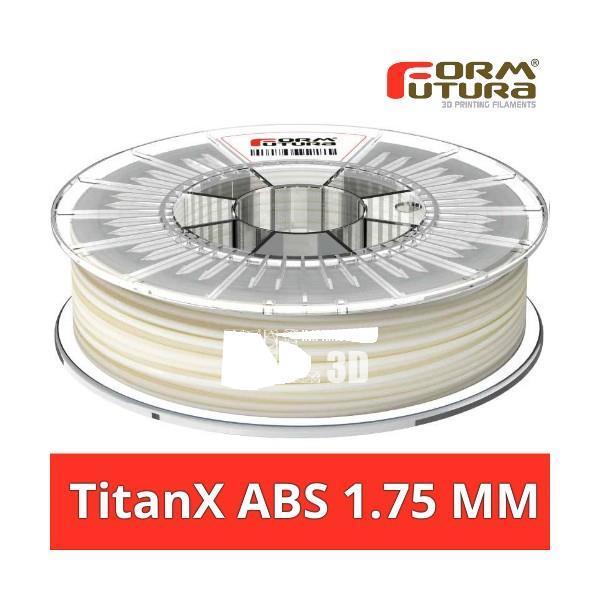 Revendeur officiel des filaments Formfutura PLA,Titanx,Nylon,Carbon...