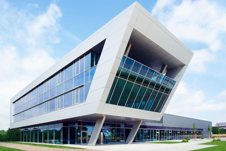 Firmengebäude FuelCon AG