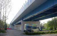 Nella foto è riportato il Ponte Silea delle Autovie Venete