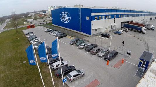 Logistics centre in Klaipeda port. Bonded and distributional warehouses which connects sea, road and railway routes to/from Baltic States, Belarus, Russia, Ukraine, Kazakhstan, CIS countries.