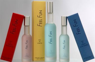 Feel Fun for Men - Eau de Toilette for Men