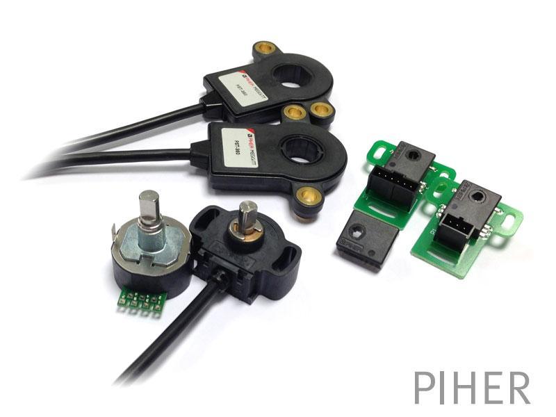 Sensorers de posición Hall